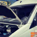 Pare-Brise sans Franchise sur ce Mercedes Sprinter